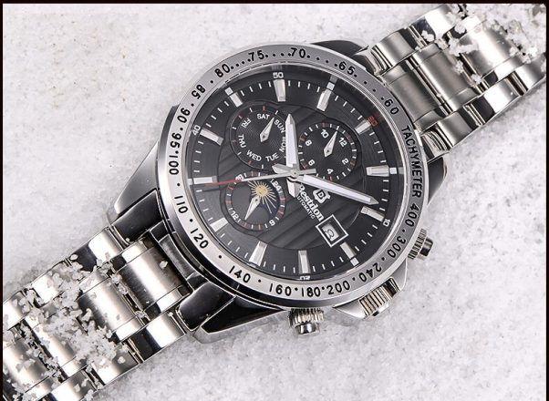 đồng hồ automatic là gì