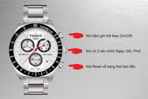 Thiết kế đồng hồ Chronograph là gì