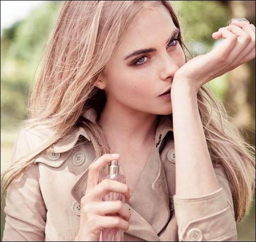 cach dùng nước hoa đúng cách - xịt vào cổ tay