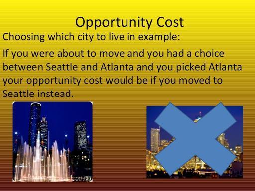 Chi phí cơ hội (Opportunity cost) | Quantri.vn