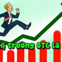 Thị trường chứng khoán phi tập trung