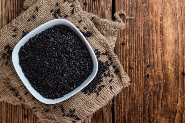gạo lứt đen là gì
